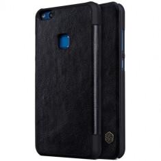 Husa Huawei P10 Lite - Nillkin Qin Black