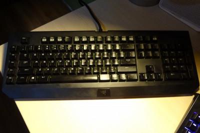 Tastatura Gaming Razer BlackWidow Ultimate 2014 foto