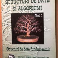 Structuri de date si algoritmi-Vladimir Ioan Cretu
