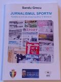 """Carte -""""JURNALISMUL SPORTIV-Aparitia si evolutia presei sportive in Moldova"""""""""""