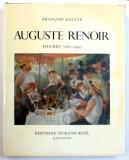 AUGUSTE RENOIR - FIGURES ( 1860 - 1890) par FRANCOIS DAULTE , 1971