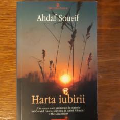 AHDAF SOUEIF -  Harta iubirii