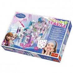 Joc de societate Castelul lui Anna si Elsa-TREFL J19555