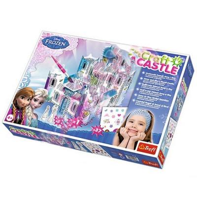 Joc de societate Castelul lui Anna si Elsa-TREFL J19555 foto