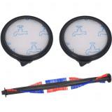 Accesorii Rowenta ZR730200, Animal Kit 2 filtre + 1 perie pentru aspiratoarele RR80xx