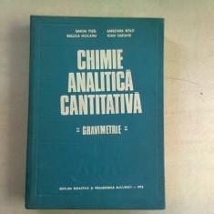 CHIMIE ANALITICA CANTITATIVA - SIMON FISEL