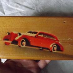 Penar vechi din lemn.
