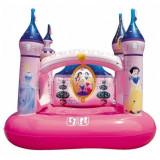 Castel gonflabil pentru copii, Bestway 91050, vinil, 157 x 147 x 163 cm, Unisex, Multicolor
