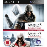 Assassin's Creed Revelations & Assassin's Creed Brotherhood Double Pack PS3