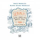 Carte Editura Pandora M, Genialii: Antipa, I. Hasdeu, Vuia, Brancusi, Enescu, Anca Nedelcu