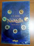 C.S. Lewis - Cronicile din Narnia (pachet integral) - 7 titluri fantasy