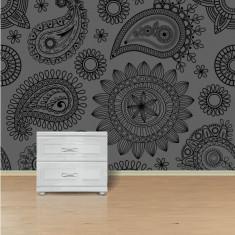 Tapet printat Clasic 087 - 1.35 x 5 m, Autocolant wallart cu adeziv