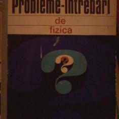 Margareta Ailincai, Liviu Radulescu-Probleme intrebari de fizica