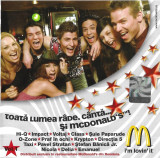 CD M I'm Lovin' It™ Vol.1, original: Hi-Q, Voltaj, Directia 5, Stefan Banica Jr
