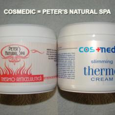 PROMOTIE Crema THERMO Slimming Anticelulitica Cosmedic - 2 buc.