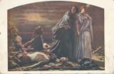 Austro-Ungaria, reproduceri de artă, carte poştală ilustrată circ., K.u.K., 1914, Circulata, Printata