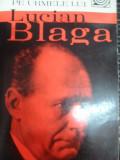 Pe Urmele Lui Lucian Blaga - Mircea Vaida ,549092