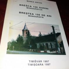 BRESTEA 150  DE ANI  MONOGRAFIE