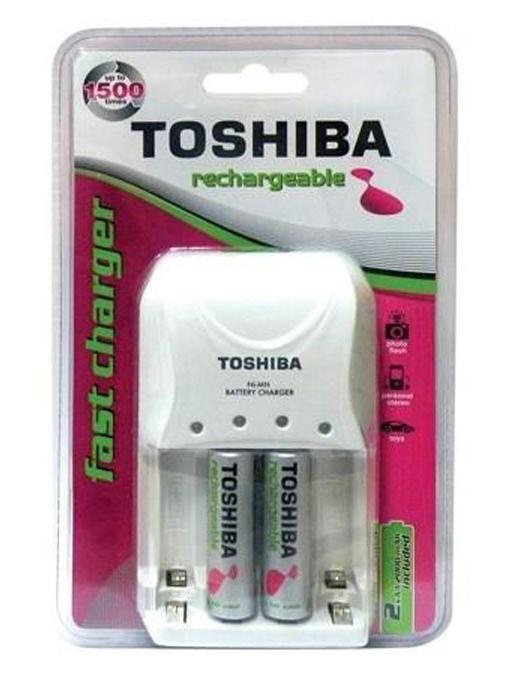 Incarcator acumulatori  AA / AAA - Toshiba