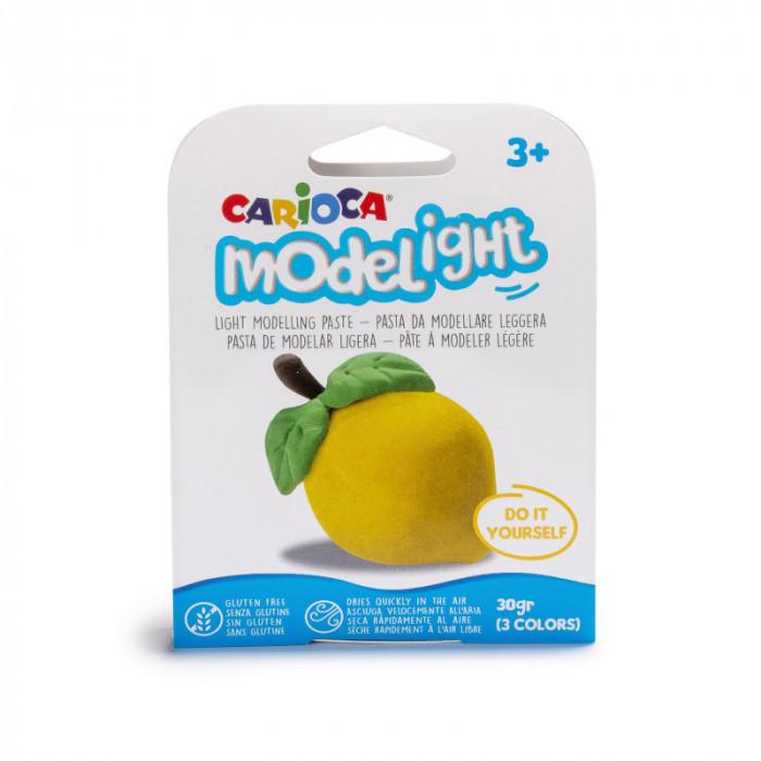 Plastilina moale Carioca Modelight DiY - lamaie.