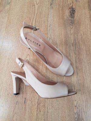 LICHIDARE STOC ! Superbe sandale dama noi piele naturala foarte comode 37 foto