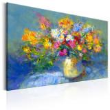 Tablou pictat manual - Buchet de toamna - 60 x 40 cm, Artgeist