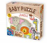 Cumpara ieftin Baby Puzzle Jungle