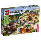 Cumpara ieftin LEGO® Minecraft™ - Raidul Illager, 21160