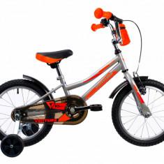 Bicicleta Copii Venture 1617 Gri 16 Inch