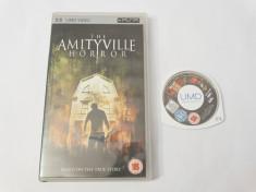 Film UMD Sony PSP Playstation - The Amityville Horror foto