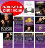 Pachet Special Robert T. Kiyosaki - 10 TITLURI