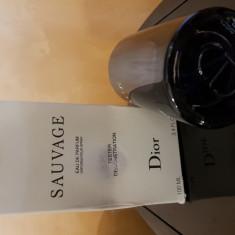 Parfum tester Sauvage - Dior 100 ml