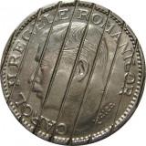 România, 100 lei 1936_demonetizată * cod 51, Crom