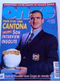 "Revista fotbal - ""ONZE"" (decembrie 1996)"