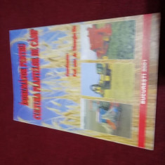 GHEORGHE SIN - INDRUMATOR PENTRU CULTURA PLANTELOR DE CAMP 2001