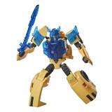 Robot Transformers Bumblebee Battle Call Trooper, Hasbro