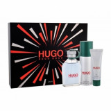 Seturi Barbati, Hugo Boss Hugo Apa de Toaleta 125 ml + Gel de duș 50 ml + Deodorant 150 ml, 125 + 50 + 150ml