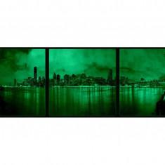 Set tablou fosforescent Manhattan noaptea