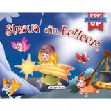 Steaua din Betleem - o poveste pop-up |