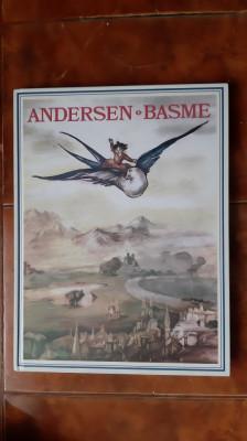 Basme  HANS CHRISTIAN Andersen STARE FOARTE BUNA ,ILUSTRATII CORDESCU foto