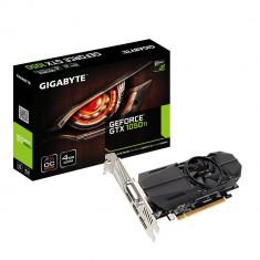 Placa video GIGABYTE nVidia GeForce GTX 1050 Ti OC Low Profile 4G ,N105TOC-4GL, PCI-E 3.0 x 16, 4 GB GDDR5, 128 bit, Boost: 1442 MHz/ Base:1328 bulk