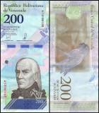 = VENEZUELA - 200 BOLIVARES – 13 – 03 - 2018   - UNC -  NECIRCULATE    =