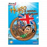 Joc PC : Hugo si Aventura Limbii Engleze (NOU/Sigilat)