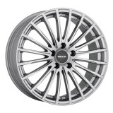 Jante MERCEDES CLS Shooting Brake Staggered 8J x 18 Inch 5X112 et35 - Mak Starlight Silver - pret / buc, 8, 5