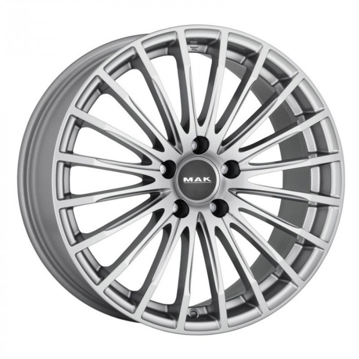 Jante MERCEDES GLK 8J x 18 Inch 5X112 et35 - Mak Starlight Silver - pret / buc
