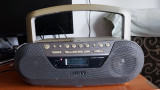 SONY CFD-S05  , CD RADIO CASETOFON . FUNCTIONEAZA .