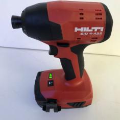 Masina de insurubat Hilti SID 4-A22 Fabricatie 2018