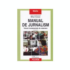 Manual de jurnalism, vol. 2