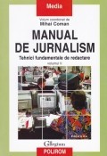 Manual de jurnalism, vol. 2