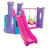 Spatiu de joaca Activity Castle Purple, Pilsan